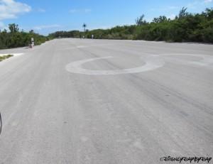 Castaway Cay Landing Strip