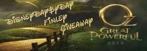 DisneyDayByDay Finley Giveaway