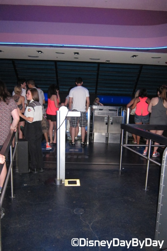 Magic Kingdom - Space Mountain 6