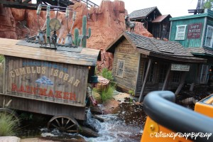Big Thunder Mountain Railroad 072013 - 2