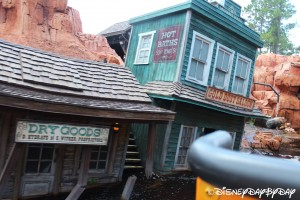Big Thunder Mountain Railroad 072013 - 4