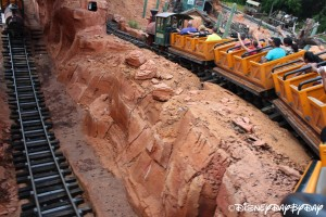 Big Thunder Mountain Railroad 072013 - 6