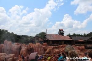 Big Thunder Mountain Railroad 072013 - 7