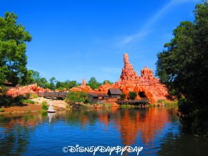 Big Thunder Mountain Railroad 10