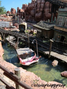 Big Thunder Mountain Railroad 11