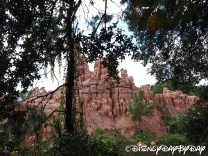 Big Thunder Mountain Railroad 2