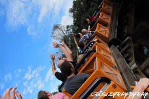 Big Thunder Mountain Railroad 3