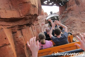 Big Thunder Mountain Railroad 4