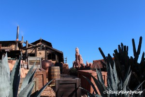 Big Thunder Mountain Railroad 5