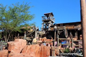 Big Thunder Mountain Railroad 6