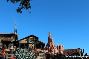 Big Thunder Mountain Railroad 7