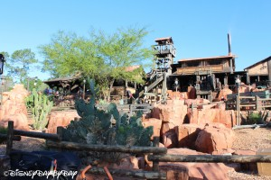 Big Thunder Mountain Railroad 8