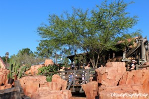 Big Thunder Mountain Railroad 9