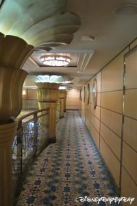 Disney Fantasy - Hallway 4
