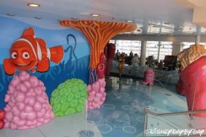 Disney Fantasy Nemos Reef 2