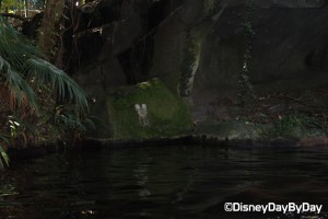 Magic Kingdom - Jungle Cruise - 1 Hidden Mickey