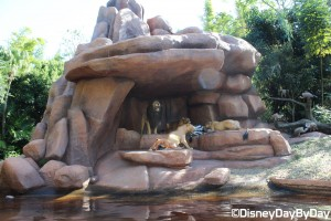 Magic Kingdom - Jungle Cruise - 4