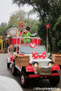 Mickey's Jammin' Jungle Parade 072013 - 12