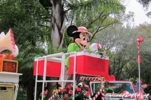 Mickey's Jammin' Jungle Parade 072013 - 20