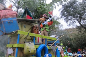 Mickey's Jammin' Jungle Parade 072013 - 21