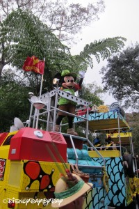 Mickey's Jammin' Jungle Parade 072013 - 33