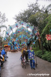 Mickey's Jammin' Jungle Parade 072013 - 5