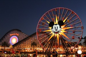 Disney California Adventure - DisneyDayByDay