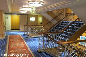 Disney Fantasy Hallway 2