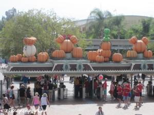 Disneyland Halloween 1