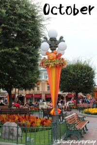 Disneyland October 3