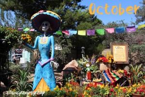 Disneyland October 4