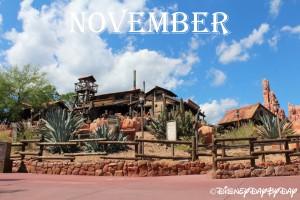 November Calendar 2