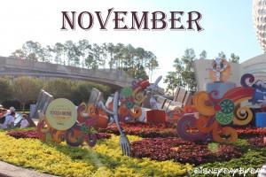 November Calendar 4