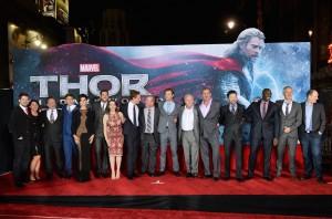 Thor Premiere 1