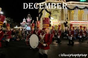 Disney December Calendar 2