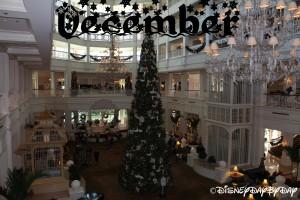 Disney December Calendar 4