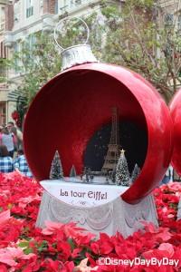 Joy - Epcot - France