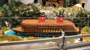 The Land – Gingerbread Tribute to Disney Parks