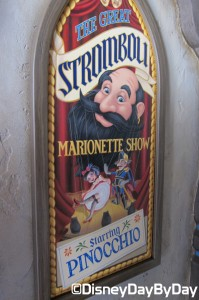 Stromboli Starring Pinocchio