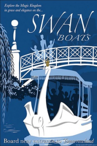 Magic Kingdom - Swan Boat