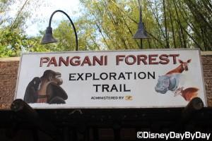 Animal Kingdom - Pangani Forest Exploration Trail 1