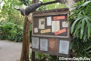 Animal Kingdom - Pangani Forest Exploration Trail 2