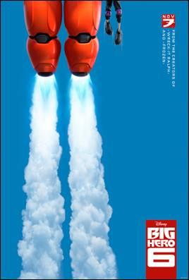 Big Hero 6 – Trailer