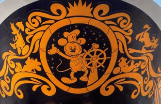Disney Wonder - Steamboat Willie