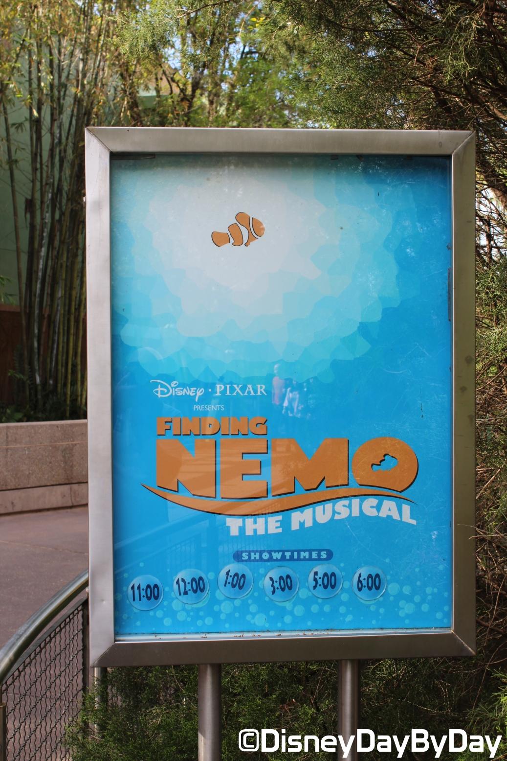 Hidden Mickey Monday:  Finding Nemo