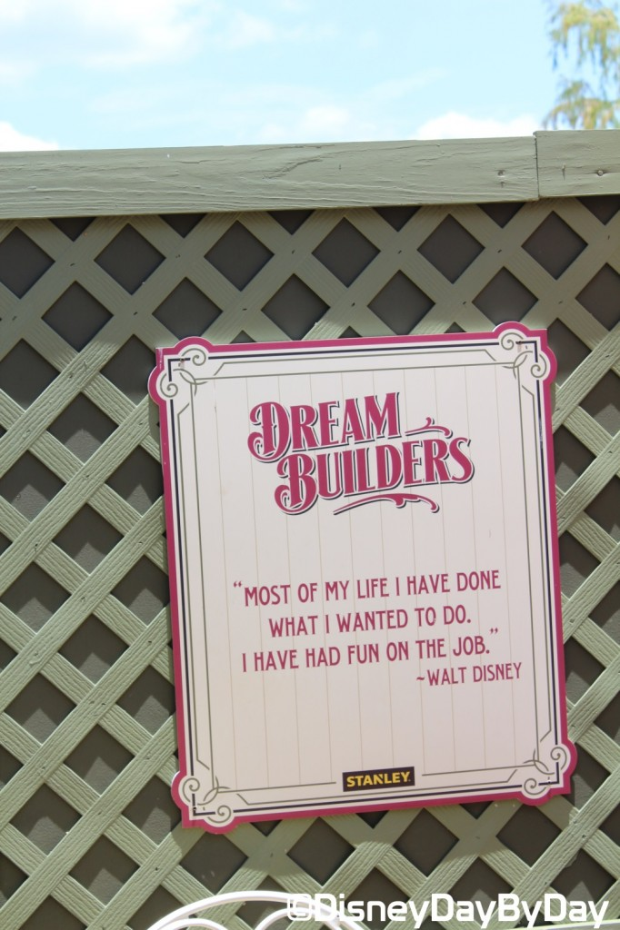 Disney Signs - Disney Quote - DisneyDayByDay