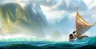 "Walt Disney Animation Studios Sets Sail with ""Moana"""