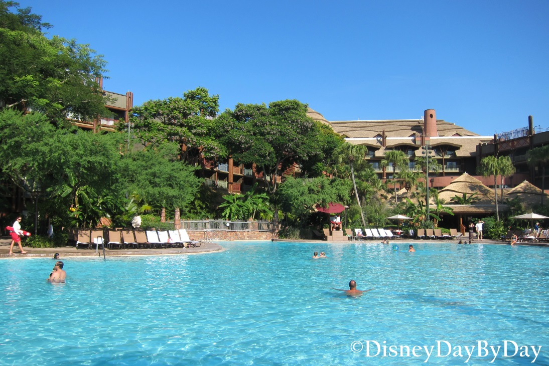 Disney World Lodging Animal Kingdom Lodge
