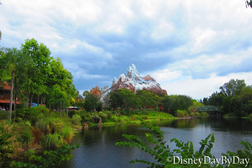 Expedition Everest - DisneyDayByDay