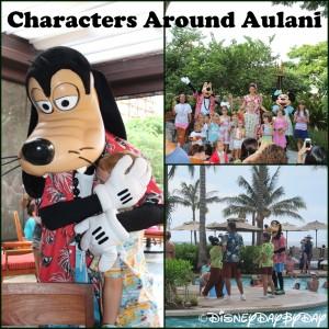 DisneyDayByDay - Aulani - Character Fun